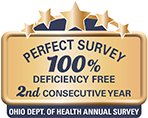 Ashtabula County Nursing and Rehabilitation Center scores a perfect survey