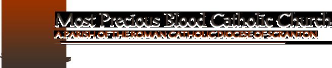 Most Precious Blood Church