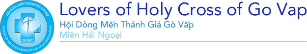 Lovers of Holy Cross of Go Vap - All rights reserved