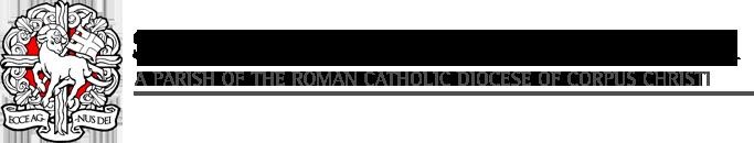 St  John the Baptist Catholic Church: Catholic Hymns